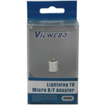 Переходник Lightning to Micro USB B/F Viewcon (VP 006)