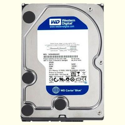 Жесткий диск 3.5'  500Gb Western Digital (WD5000AAKX)