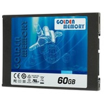 Накопитель SSD 2.5'  60GB Golden Memory (AV60CGB)