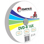 Диск DVD DATEX 4.7Gb 16x BULK 10 pcs (5949273)