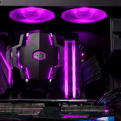 Кулер для процессора CoolerMaster MasterAir MA610P (MAP-T6PN-218PC-R1)