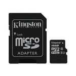 Карта памяти Kingston 16GB microSDHC Class 10 Canvas Select Plus 100R A1 (SDCS2/16GB)