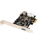 Контроллер PCIe to USB 3.0 ST-Lab (U-720)