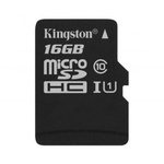 Карта памяти Kingston 16GB microSDHC class 10 Canvas Select Plus 100R A1 (SDCS2/16GBSP)