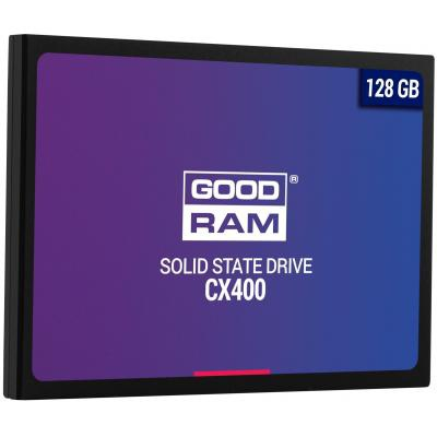 Накопитель SSD 2.5' 128GB GOODRAM (SSDPR-CX400-128)
