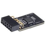 Контроллер GIGABYTE TPM-SPI 12-1pin SPI interface SLB9670 (TPM2.0 SPI V2.0)
